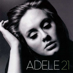 Cover of album 21 by Adele